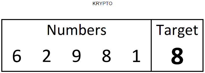 Krypto Example Card