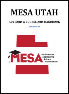 MESA handbook cover