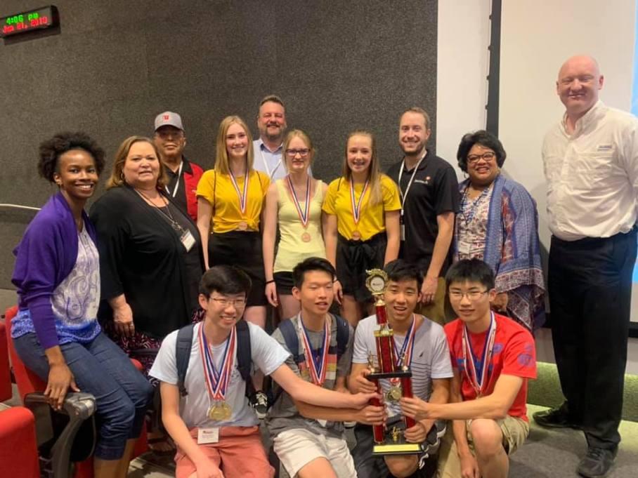 MESA USA Utah Team 2019